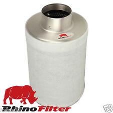 Filtro di carbonio Rhino Pro 4 in (ca. 10.16 cm) 100/300mm 350 m3/hr Hydroponics