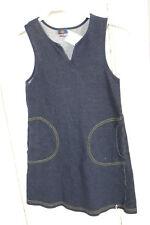 JAKO-O Kleid Jeanskleid  Hänger Blau Gr.128 134 (HG231)