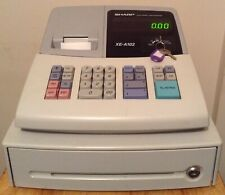 Sharp Cash Register XE-102 XE-A102B  Money//Note Clip Arm With Spring