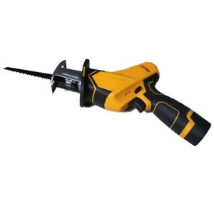 Portable Cordless Reciprocating Saw Saber Saw Rechargeable with Battery Charger