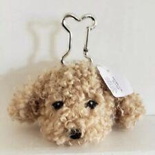 Bath & Body Works Fur Pom Labradoodle Dog Pocket. *Bac /Clip