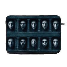 Game Of Thrones Heads Laptop Case Sleeve Bag Tablet Ultrabook Chromebook Sleeve