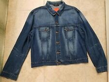 HUGO BOSS DENIM Jeans JACKET Men's L?