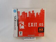 EXIT DS NINTENDO DS DSi 2DS 3DS NDS PAL EU EUR ESP ITA ITALIANO NUOVO SIGILLATO