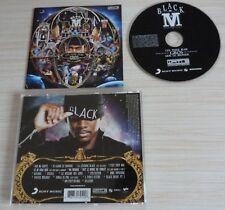 CD ALBUM RAP LES YEUX PLUS GROS QUE LE MONDE BLACK M 18 TITRES 2015