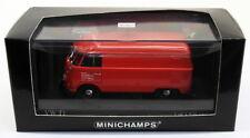 Minichamps 1/43 Scale 430 052270 - 1966 VW Kastenwagen - Feuerwehr Solingen