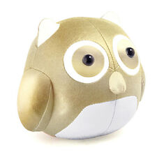 NEW Zuny Cicci Owl Bookend - Gold/White > Cicci Series