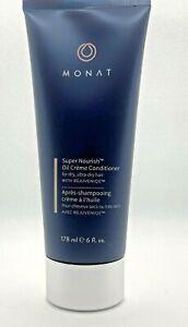 Monat Super Nourish Oil Creme Cream Conditioner - 6 oz