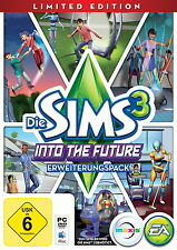 Die Sims 3: Into the Future - Limited Edition (Erweiterungspack) [video game]