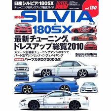 JDM Hyper Rev NISSAN SILVIA & 180SX Perfect Tuning & Modify Owners Bible #9