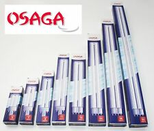 Osaga 5 7 9 11 18 24 36 55 Watt PL UVC Ersatzlampe G23 / 2G11 Uv passend f. Oase