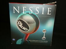 Brand New Nessie Blue Adaptive Usb Microphone For Fearless Recording