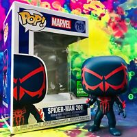 Spider-Man 2099 2021 ECCC Convention Exclusive Marvel Funko POP! #761