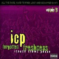 Forgotten Freshness, Vol. 5 Insane Clown Posse CD Oct-2013 Psychopath *Sealed*