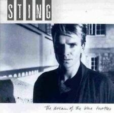 Sting Dream of the blue turtles (1985) [CD]