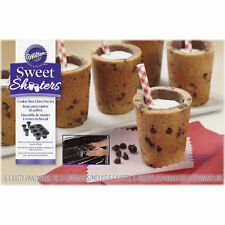 Wilton Sweet Shooters Cookie Shot Glass Pan Mould Set