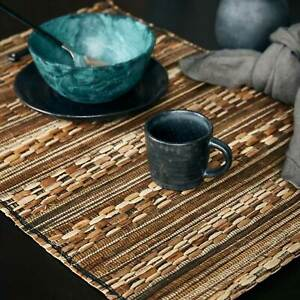House Doctor   Tischset aus Wasserhyazinthe - natürliches & robustes Platzset