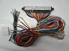 JAMMA Wiring Harness Multicade NEW 60 in 1 Arcade Game Cabinet Wire Labels Free