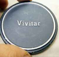 61.5mm ID Lens cap Metal slip on type for 60mm rim Vivitar