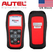 Autel MaxiTPMS TS501 TPMS Sensor Activation Tool Decoder Program ECU Key FOB