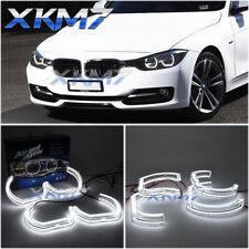 DTM Angel Eyes F30 F31 DRL LED Halo Light Kit For BMW Headlights Accessories DIY