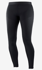 2020 Salomon Women's Support Tight Running Tights Black