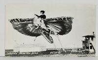 Exaggeration Conrad Leaving High Insect Fantasy Repro Ft William Postcard M16