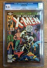 X-Men #132 Jason Wynegarde revealed as Mastermind CGC 9.6 0186504014
