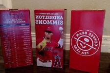 MLB Andrelton Simmons Gold Glove Bobblehead Los Angeles LA Angels 5/11/18 SGA
