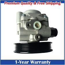 New Power Steering Pump for 02-06 Toyota Camry Lexus ES300 ES330 w/ Pulley