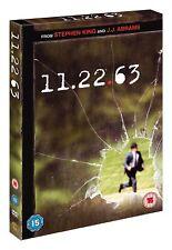 11.22.63 [2016] (DVD)