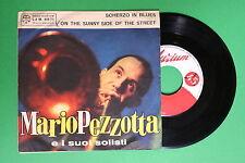 Mario Pezzotta - Scherzo in blues/On the sunny side of the street - Durium