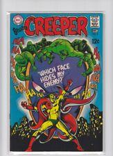 BEWARE THE CREEPER #4