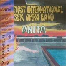 First International Sex Opera Band Anita LP Re-issue Golden Pavilion Records