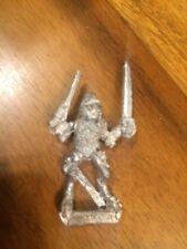 Morts-vivants Squelette Héros/Champion MM50/1 Pistolet & épée en métal rare Warhammer Épuisé