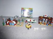 LEGO 4982 Bob l/'Eponge carrée Boots MEEPZOR Boating school patrick rare