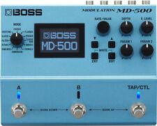Boss MD-500 Modulation Multi-Effects Pedal New