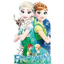 "GIANT XXL  FROZEN Huge Wall Sticker 33"" (95x56cm) Elsa the Snow Queen"