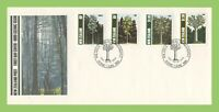 New Zealand 1989 Scenic Issue, Trees First Day Cover