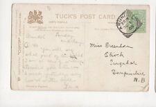 Miss Greenhorn Eliock Sanquhar Dumfriesshire 1905  203b