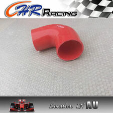 Silicone Hose 90 degree Elbow Bend 4 inch ID 102mm Intercooler Tube Intake pipe