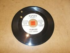 ERNIE JOHNSON - YOU NEEDD LOVE - TELL HER FOR ME  - LISTEN - R&B POPCORN