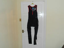 Women's Polyester Padded Cycling Tights & Trousers