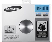 "NEW! Samsung WMN1000B Ultra Slim Wall Mount VESA 400MM 40-60"" LCD and LED TV's"
