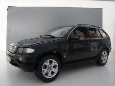 BMW X5 4.4i  E53 Grün  1:18 Kyosho OVP