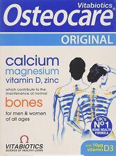 2x Vitabiotics Osteocare Original 90 Pastillas Osteoporosis