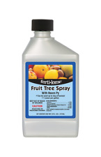Fertilome Fruit Tree Spray 16 oz pyrethrins Neem Py oil apple peach insecticide