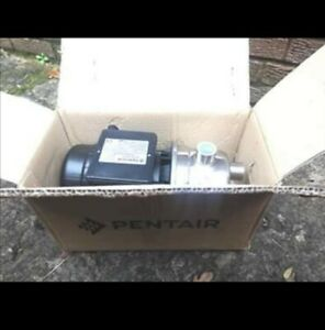Pentair STA_RITE JETINOX 70/50 self priming Water pump