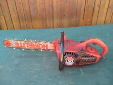 """Vintage HOMELITE 150 AUTOMATIC Chainsaw Chain Saw with 16"""" Bar"""