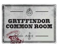 Harry Potter - Common Room Small A5 Tin Sign Half Moon Bay